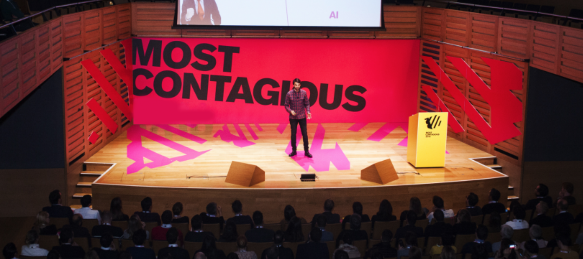 Most Contagious event for CMOs London